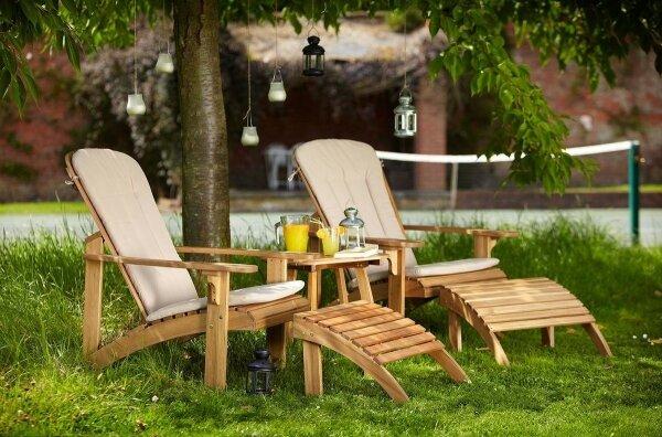 Место для отдыха в саду: 5 оригинальных идей в разных стилях