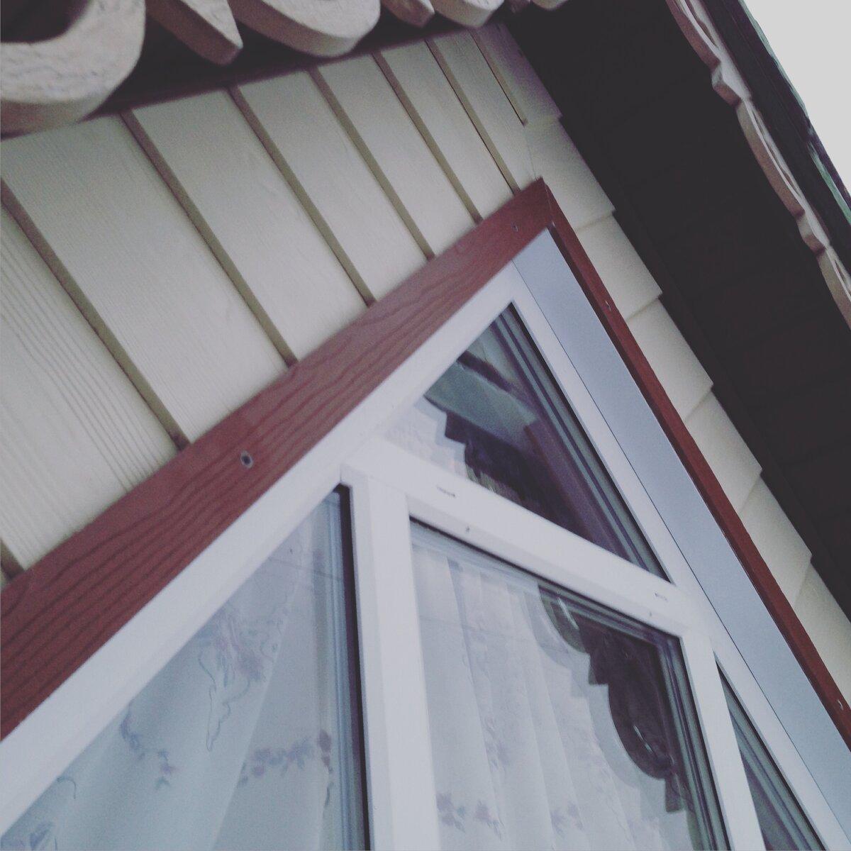 Цементные доски для фасада своего дома!