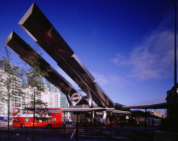 Дизайн лучших автобусных станций