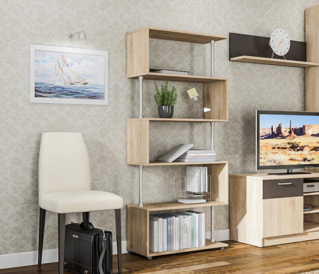 Где хранить книги в маленькой квартире - лучшие идеи для хранения книг