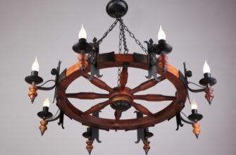 Подвесные люстры на цепях: фото, дизайн