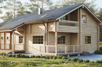 Строительство деревянных домов - все, что нужно знать