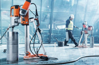 Роль алмазного оборудование в строительных работах
