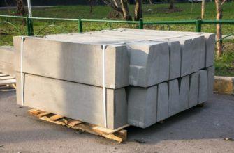 Виды бетонных дорожных плит